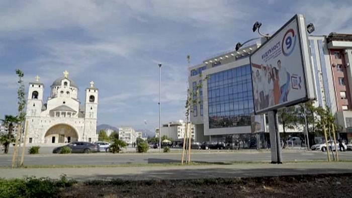Video: Parlamentswahl in Montenegro: Menschen haben genug von Korruption