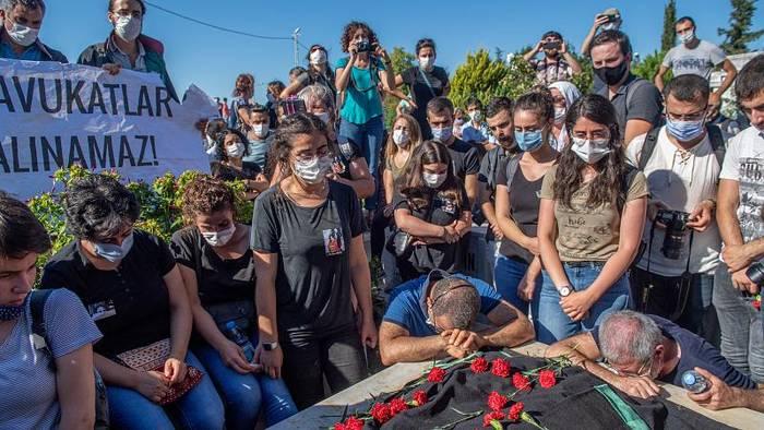 News video: Türkei: Anwältin Ebru Timtik tot