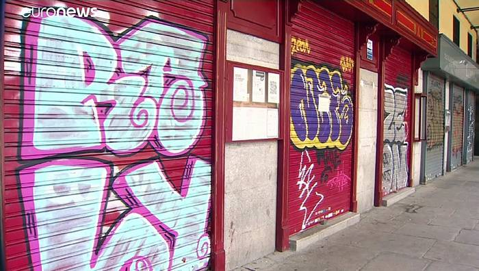 News video: Covid treibt Arbeitslosigkeit in der EU nach oben