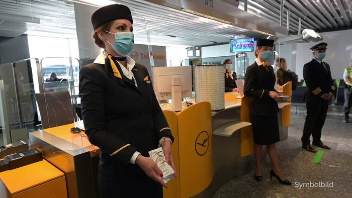 News video: Lufthansa: Weniger Ausnahmen von Maskenpflicht an Bord