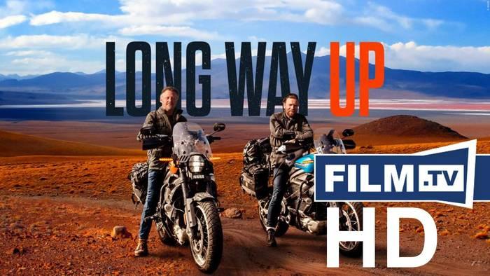 News video: Long Way Up Trailer Englisch English (2020)