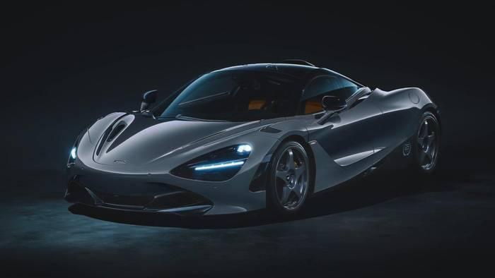 Video: 720S Le Mans Sonderausgabe feiert den 25. Jahrestag des legendären McLaren-Sieges