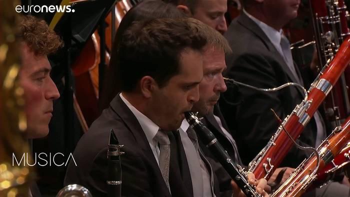 News video: Gustavo Dudamels magischer