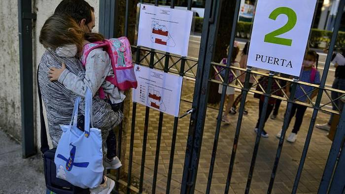 News video: Schlägt die Stunde der Tagesmütter? Schwieriger Schulstart in Spanien