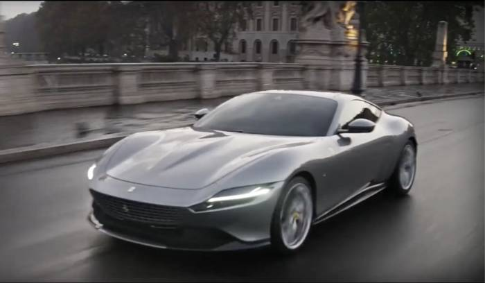 News video: Der neue Ferrari Roma Highlights