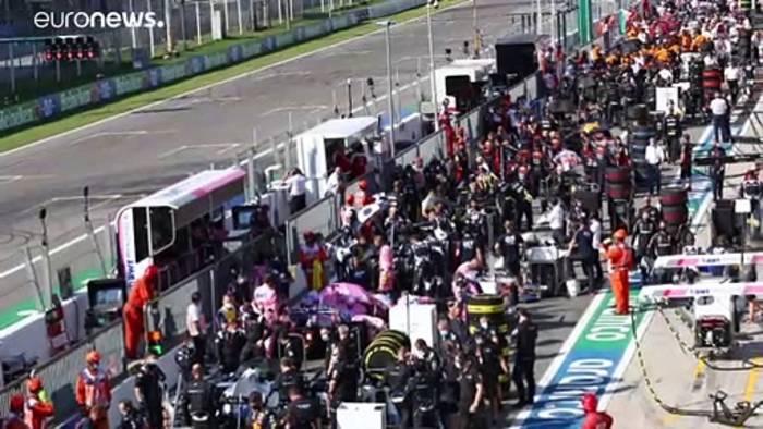 News video: Monza: Sensationssieg für Pierre Gasly - Ferrari-Debakel im Heimspiel