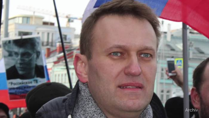 News video: Spahn verknüpft Nord Stream 2 mit Aufklärung im Fall Nawalny