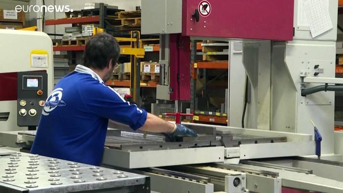 News video: Corona-Krise trifft EU-Volkswirtschaften nicht so hart wie gedacht