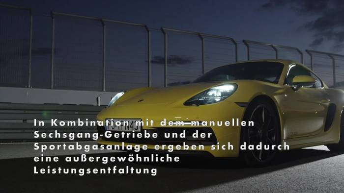 Video: Porsche GTS Presseveranstaltung, Silesia Ring 2020 - Porsche 718 Cayman GTS