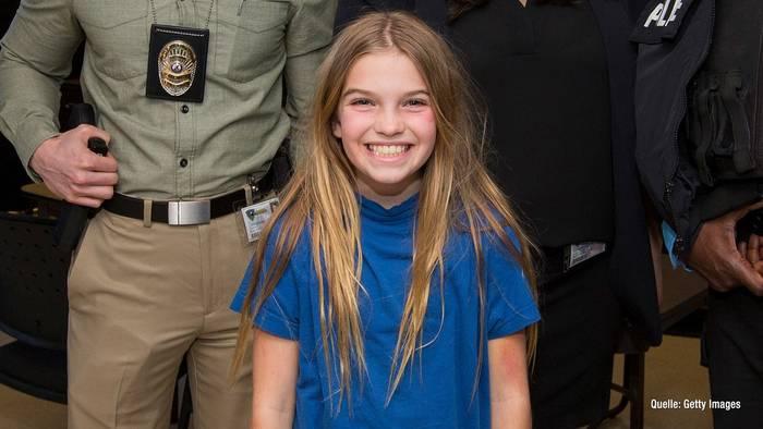 News video: Mia Talerico geht jetzt in die sechste Klassen