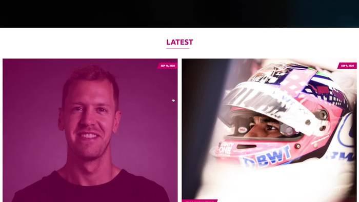 News video: Sebastian Vettel: Ab 2021 bei Aston Martin