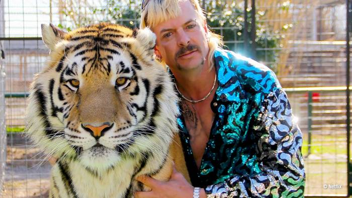 "News video: ""Tiger King"" Joe Exotic bittet Trump um Begnadigung"