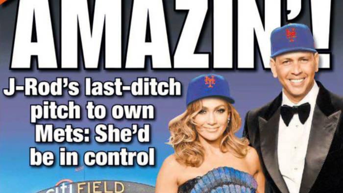 News video: Neuer Anlauf: Jennifer Lopez und Alex Rodriguez wollen die New York Mets