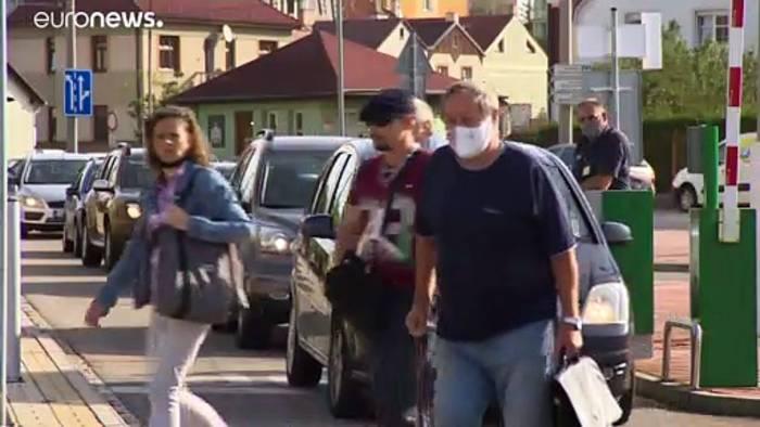 News video: Covid-19 in Tschechien außer Kontrolle? Rekordzahl an Neuinfektionen