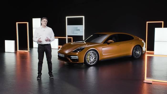 News video: Der neue Porsche Panamera Deep Dive - Fahrwerk