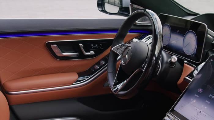 News video: Die neue Mercedes-Benz S-Klasse - Unter der Lupe - die Soundsysteme