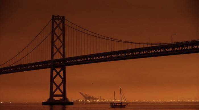 Video: Feuer-Apokalypse in Kalifornien: