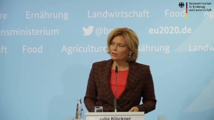 News video: Schweinepest: China verbietet Import von deutschem