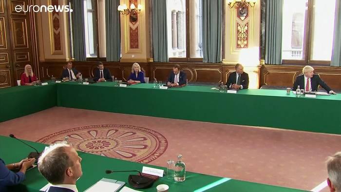News video: Neues Brexit-Gesetz: Wachsender Widerstand gegen Johnson