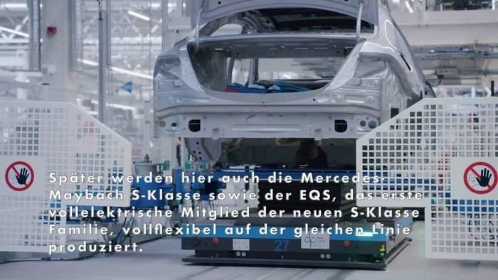 News video: Die Factory 56 - Maximale Flexibilität dank innovativem Montagesystem