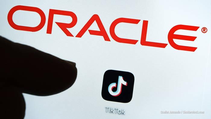 News video: Rettet jetzt Oracle TikTok vor dem Aus in den USA?