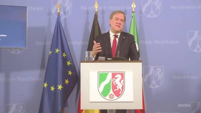 News video: CDU-Sieg bei NRW-Kommunalwahlen stärkt Laschet