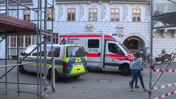 News video: Juwelier soll mutmaßlichen Täter erschossen haben