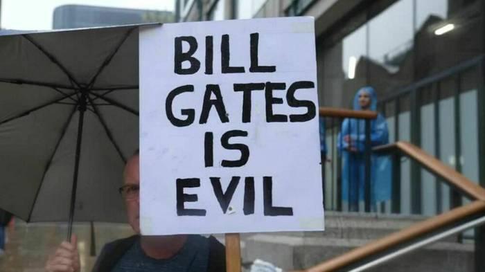 News video: Bill Gates bezeichnet Verschwörungstheorien als