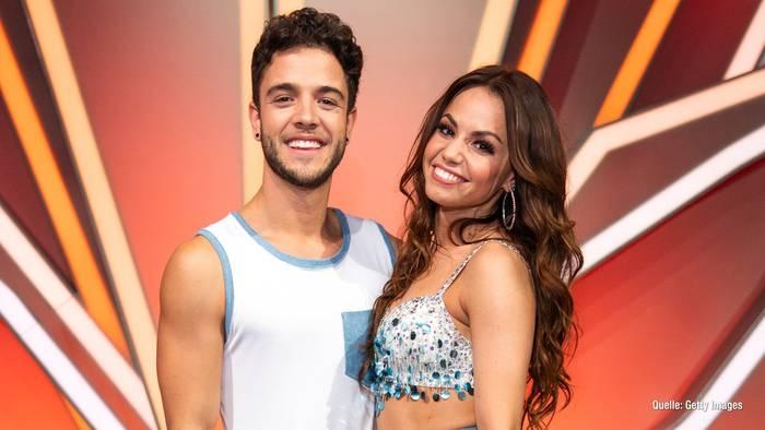 """News video: """"Let's Dance""""-Paar wagt im Netz den nächsten Schritt"""