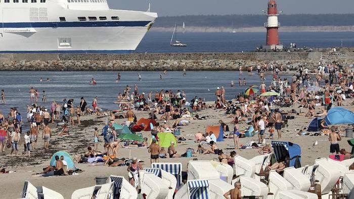 News video: Hitze in Deutschland: Septemberrekorde gebrochen