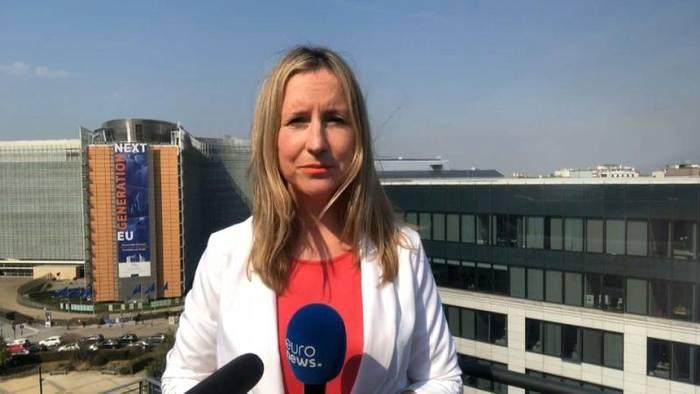 News video: 1 Jahr nach Antritt: Ursula von der Leyen vor großen Herausforderungen
