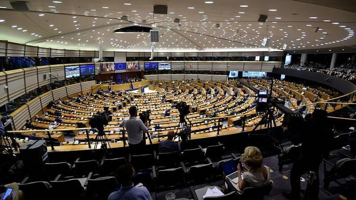News video: EU-Parlament für Sanktionen gegen Belarus