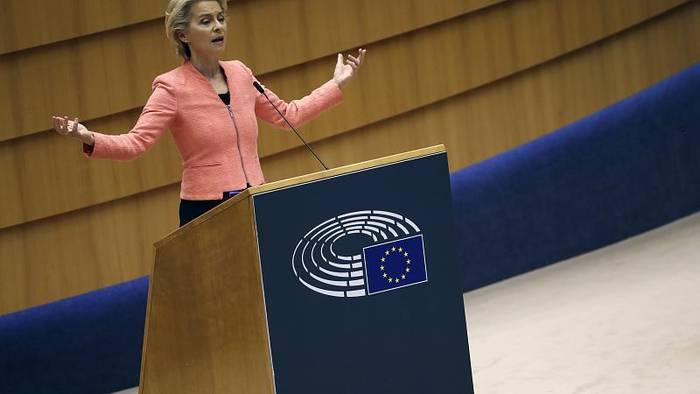 News video: State of the Union: Europas Anspruch und Wirklichkeit