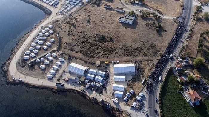 News video: Lesbos: Arbeit für ein Ende des Ausnahmezustands