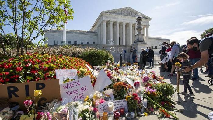 News video: Kampf um Ginsburg-Nachfolge am Supreme Court