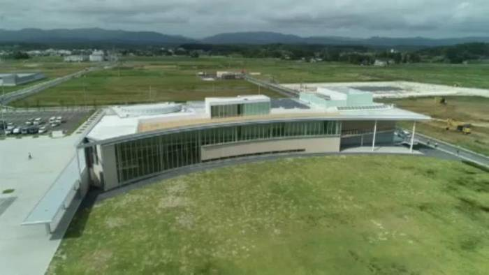 News video: Die Dreifach-Katastrophe von Fukushima - jetzt im Museum