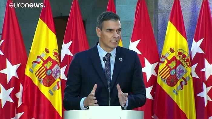 News video: Corona in Europa: Es kommen harte Zeiten