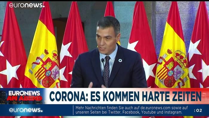 News video: Nicht nur in München - es kommen harte Corona-Zeiten: Euronews am Abend 21.09.