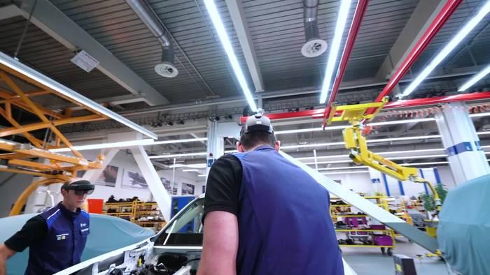 Video: BMW - Augmented Reality bei Prototypen im Einsatz
