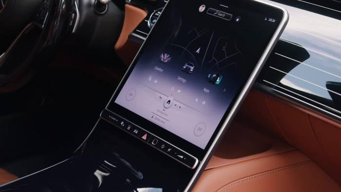 News video: Die neue Mercedes-Benz S-Klasse - Der DRIVE PILOT