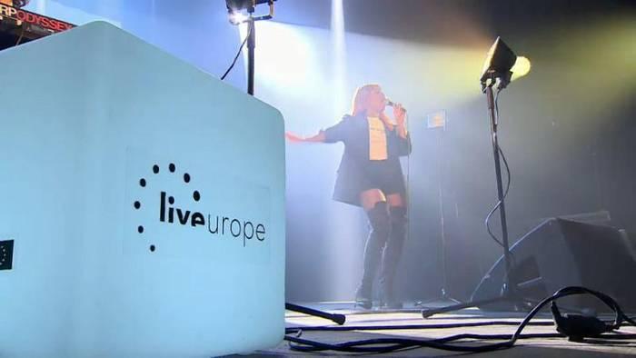News video: Liveurope - musikalisch vereint gegen Covid-19