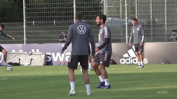 News video: Nationalspieler Gündogan positiv auf Corona getestet