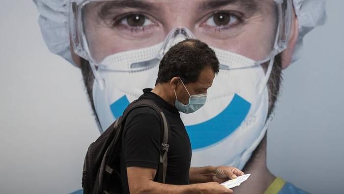 News video: Sperrstunden, Maskenpflicht - verschärfte Coronamaßnahmen in Europa