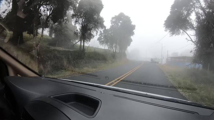 Video: Costa Rica: Ausflug zum Vulkan Irazú