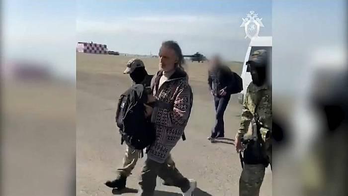 News video: Misshandlungen von Jüngern: Sektenanführer in der Taiga festgenommen