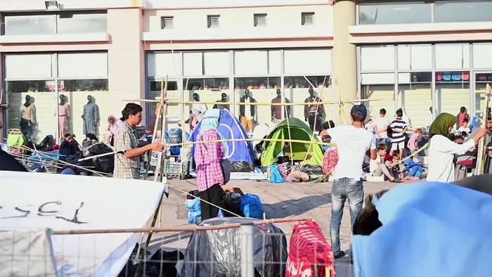 News video: EU-Kommission unterbreitet neuen Vorschlag für Migrationspolitik