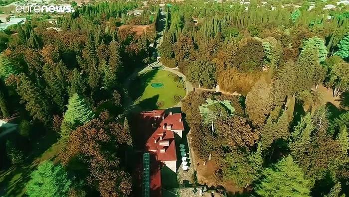 News video: Das Tsinandali Festival in Gorgien