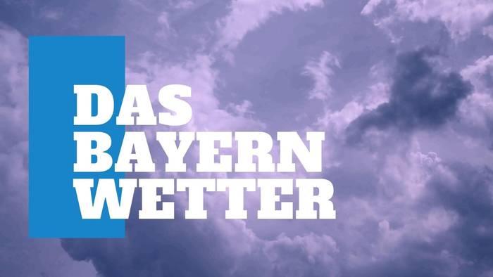 News video: Das Bayern-Wetter: Schwere Gewitter und ein kaltes Wochenende