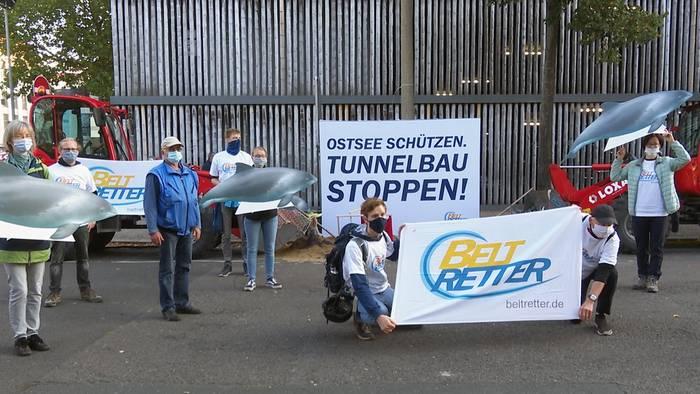 News video: Fehmarnbelt-Tunnel: Showdown vor Gericht
