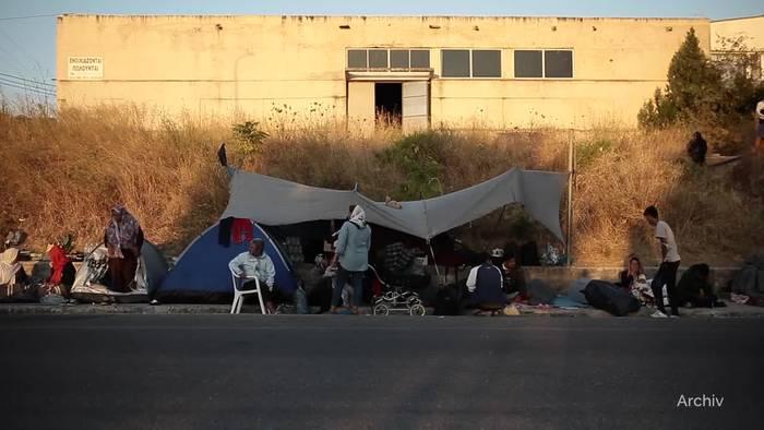 News video: EU-Kommission setzt bei Asylreform auf rigorose Abschiebung